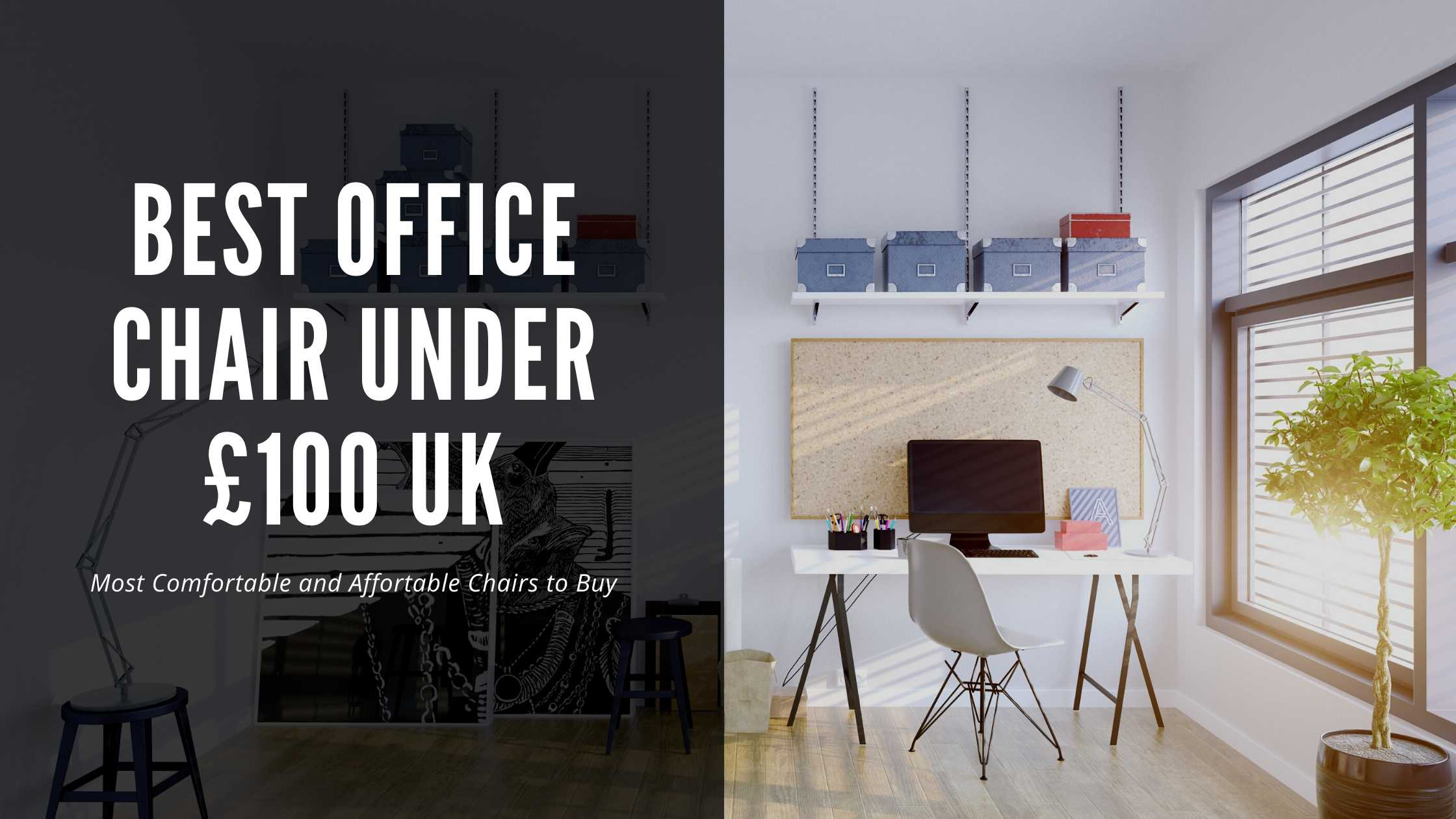 5 Best Office Chair Under 100 Uk You Can Buy Today